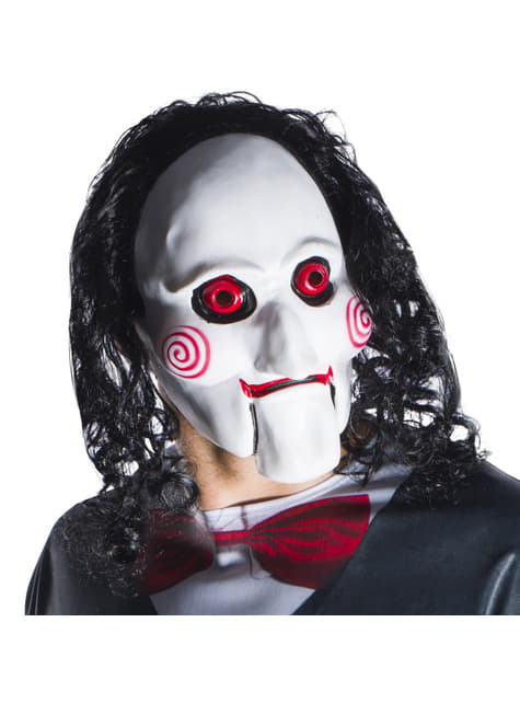 Billy 3/4 Mask for adults - Jigsaw