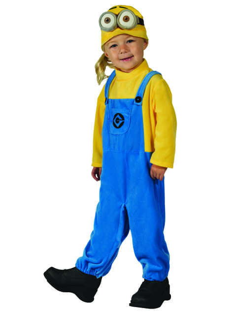 Dave Minion costume for kids - Despicable me 3