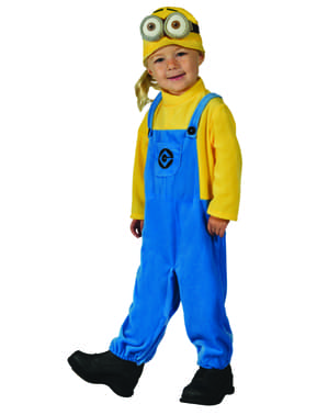 Costume di Dave Minion per bambino - Gru Cattivissimo me 3