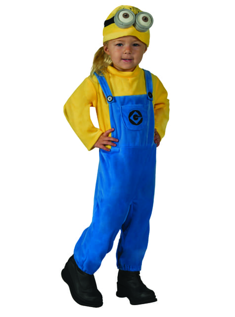 Jerry Minion costume for kids - Despicable me 3