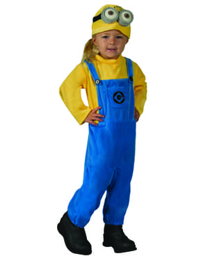Джери Минион костюм за деца - презрян 3