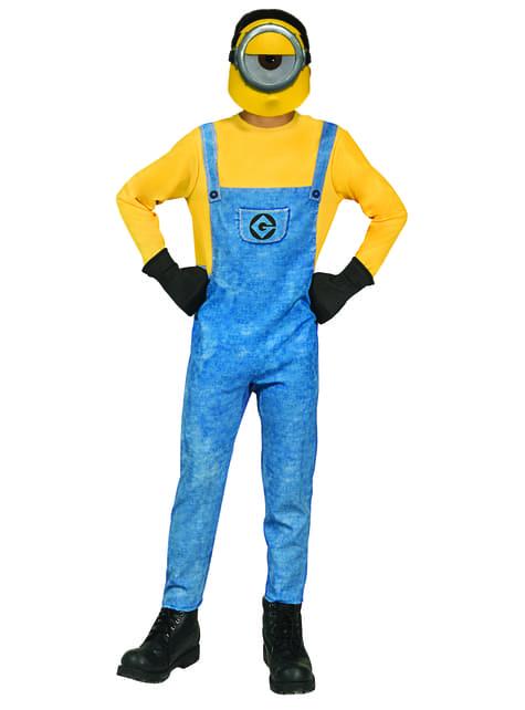 Mel Minion costume for kids - Despicable me 3