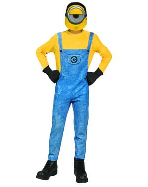 Costume di Mel Milion per bambino - Gru Cattivissimo me 3