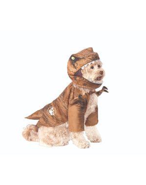 कुत्तों के लिए टी-रेक्स कॉस्टयूम - जुरासिक वर्ल्ड
