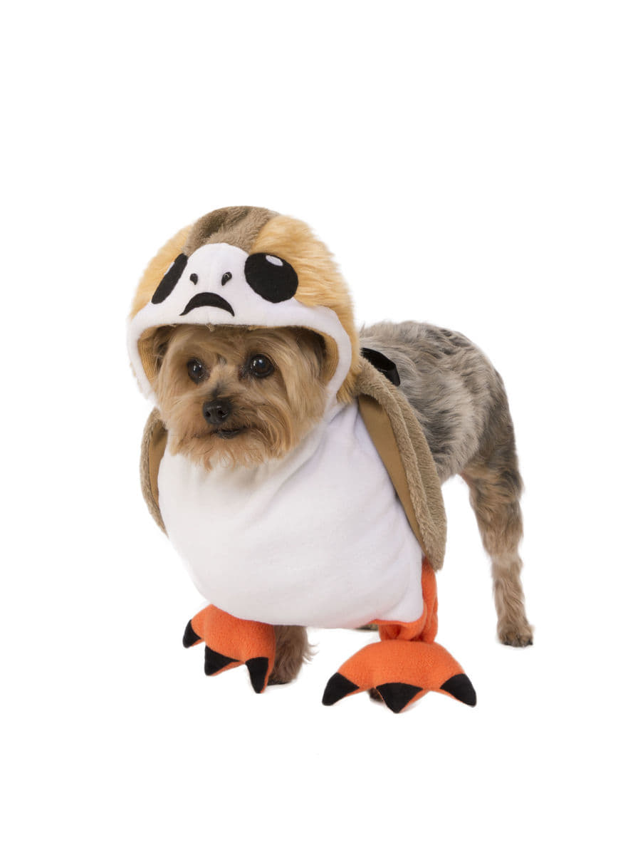 Porg | Star Wars | Mascara Carnaval para cães
