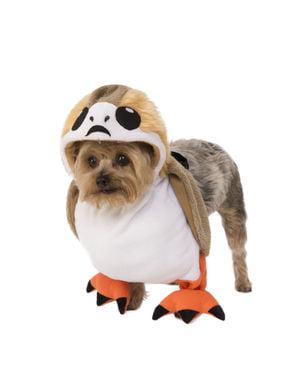 Porg kostume til hunde - Star Wars