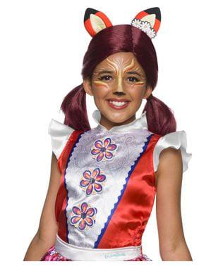 Felicity Fox Perücke für Mädchen - Echantimals