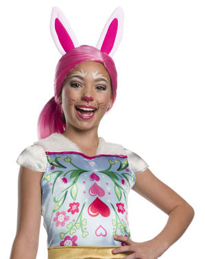 Bree Bunny wig for girls - Enchantanimals