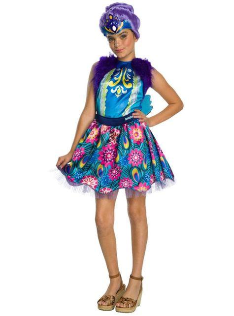 Disfraz de Patter Peacock para niña - Enchantimals