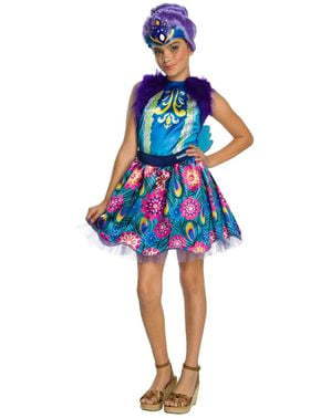 Patter Peacock kostuum voor meisjes - Enchantimals