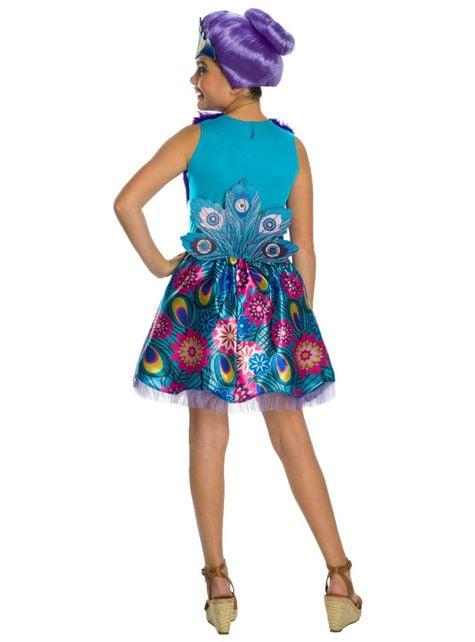 Disfraz de Patter Peacock para niña - Enchantimals - niña