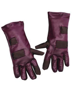 Star Lord Handschuhe für Herren - Guardians Of The Galaxy Vol. 2