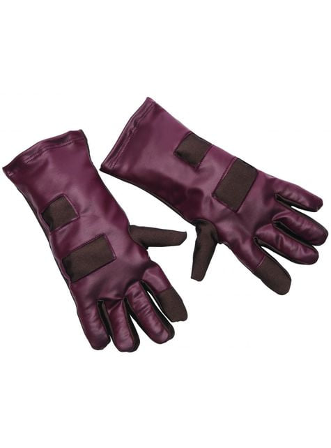 Star Lord Gloves for men - Guardians of the Galaxy Vol 2