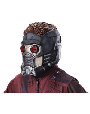 Máscara de Star Lord para homem - Guardiões da Galáxia Vol 2