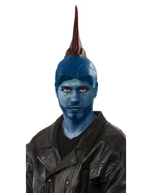 Máscara de Yondu deluxe para homem - Guardiões da Galáxia Vol 2