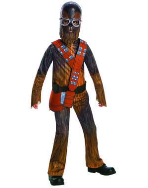 Costume di Chewbacca per bambino: Han Solo: Una Storia di Star Wars