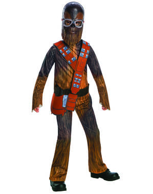 Dětský kostým Chewbacca - Solo: A Star Wars Story