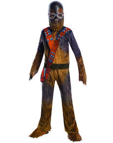 4adb181adaeb Luxusní dětský kostým Chewbacca - Solo  A Star Wars Story
