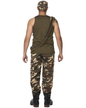 Costum de camuflaj pentru bărbat