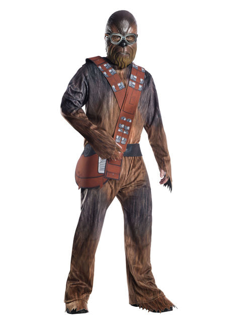 Deluxe Chewbacca Costume for Men - Solo: A Star Wars Story