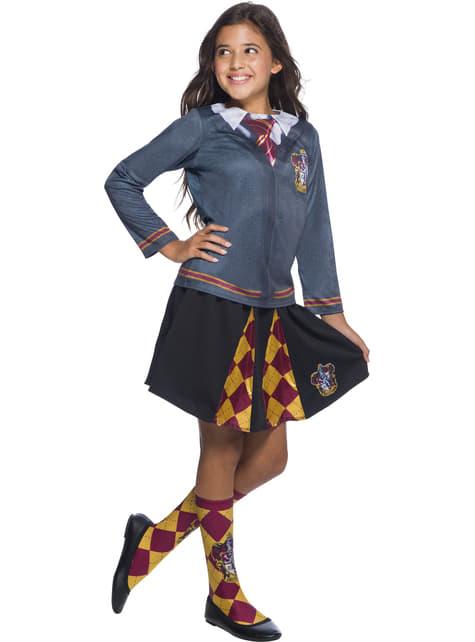 Gryffindor T-Shirt fyrir börn - Harry Potter