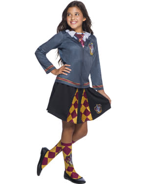 T-shirt de Gryffindor infantil - Harry Potter