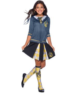 Camiseta de Hufflepuff infantil - Harry Potter