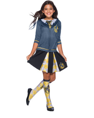 子供用Hufflepuff Tシャツ - ハリーポッター