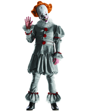 Pennywise kostyme - IT The Movie