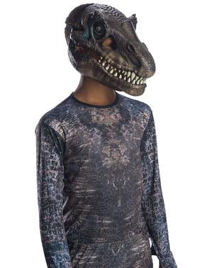 男の子のためのBaryonyxマスク - ジュラ紀の世界