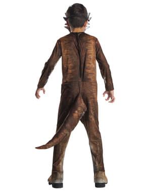 Disfarce de dinossauro Stygimoloch para criança - Jurassic World