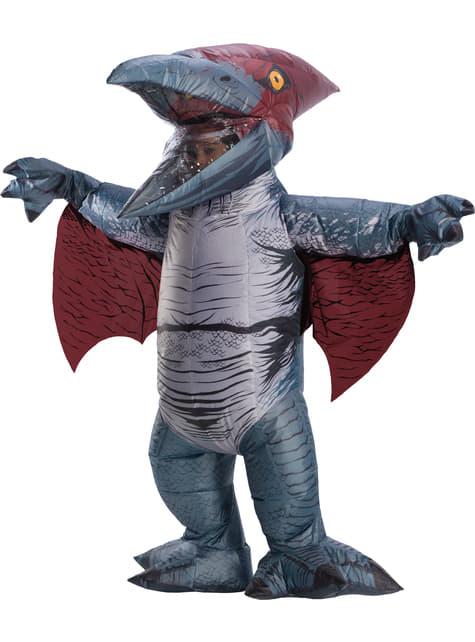 Fato insuflável de Pteranodon para adulto - Jurassic World