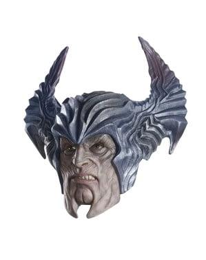 Yetişkinler için Deluxe Steppenwolf maskesi - Justice League