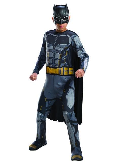 Fato de Batman Tactical para menino - Liga da Justiça
