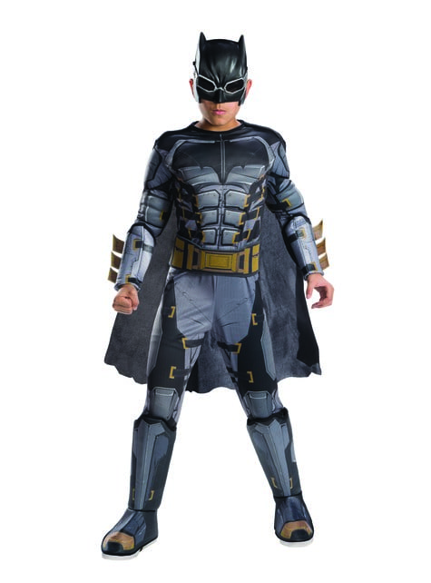Deluxe Tactical Batman costume for boys - Justice League