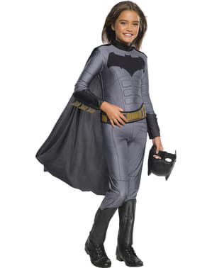 Batman costume for girls - Justice League