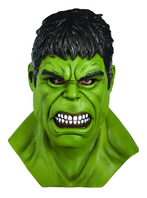 Máscara de Hulk para hombre