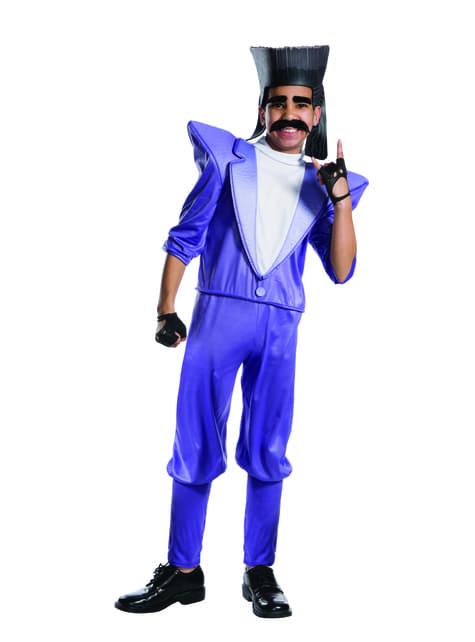 Disfraz de Balthazar Bratt para niño - Gru Mi Villano Favorito 3