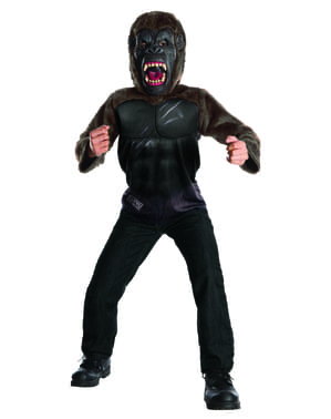 Déguisement King Kong enfant