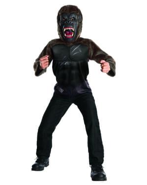 King Kong Maskeraddräkt för barn