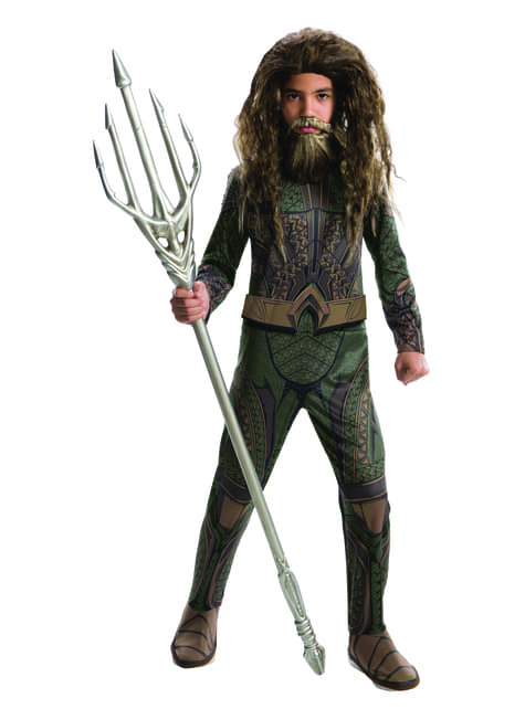 Aquaman costume for boys - Justice League