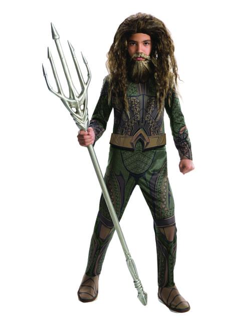 Aquaman kostuum voor jongens - Justice League
