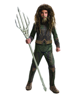 Disfraz de Aquaman para niño - Liga de la Justicia
