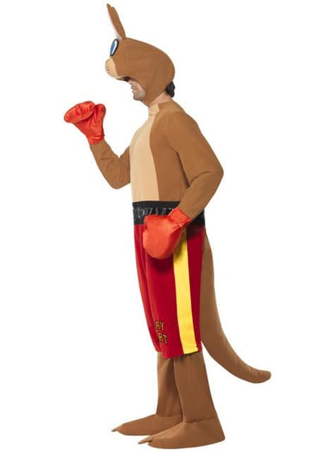 Déguisement de kangourou boxeur