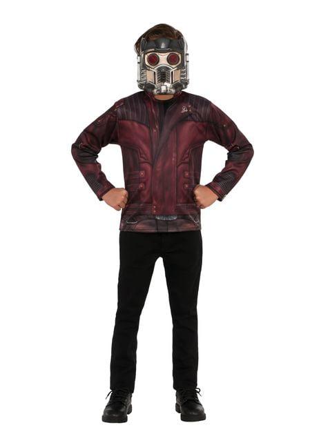 Disfraz de Star Lord top para niño - Guardianes de la Galaxia Vol 2