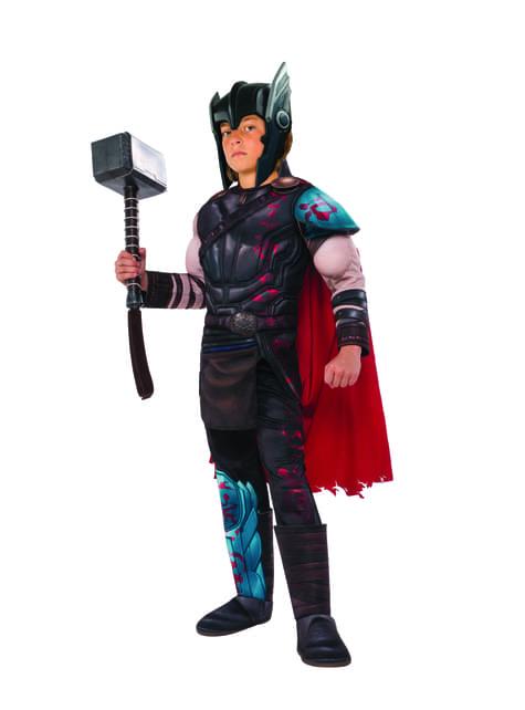 Disfraz de Thor Gladiador deluxe para niño - Thor Ragnarok
