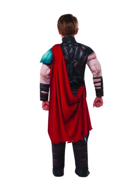 Disfraz de Thor Gladiador deluxe para niño - Thor Ragnarok - hombre