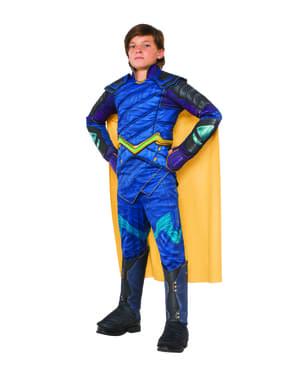 लड़कों के लिए डिलक्स लोकी पोशाक - थोर रग्नारोक