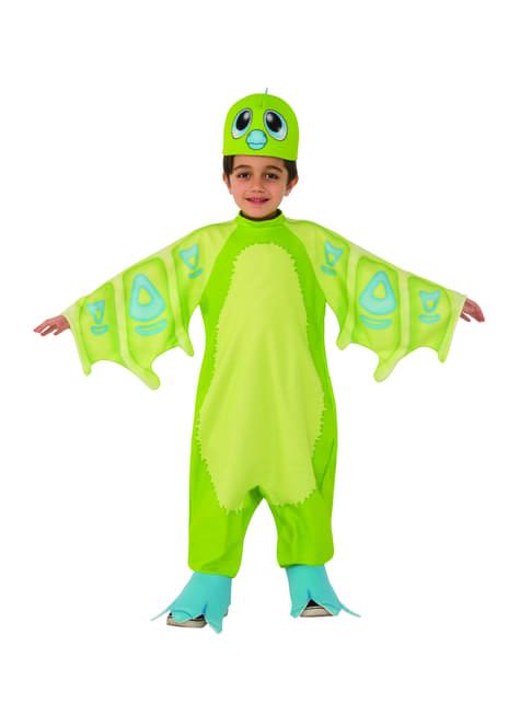 Disfraz de Draggle para niño - Hatchimals