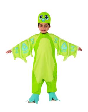 Costume di Draggle per bambino - Hatchimals